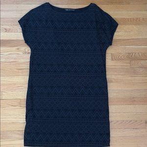 Armani Exchange lace dress